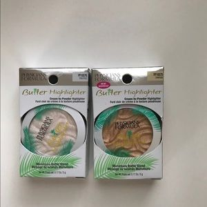 New Physicians Formula Butter Highlighters